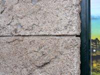 Falsk granit på hjørnet ved Posterland, Gothersgade 45