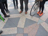 Den fineste marmor i hele København – forskellige granitter belagt på Amager Torv